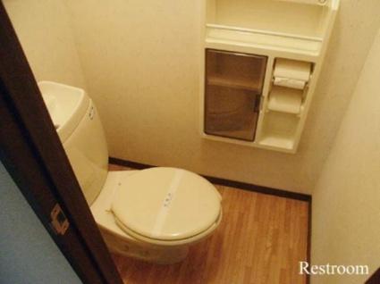 フレグランス田口[3DK/46.39m2]のトイレ