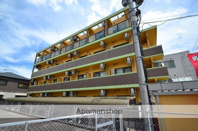 広島県東広島市の築20年 4階建の賃貸マンション