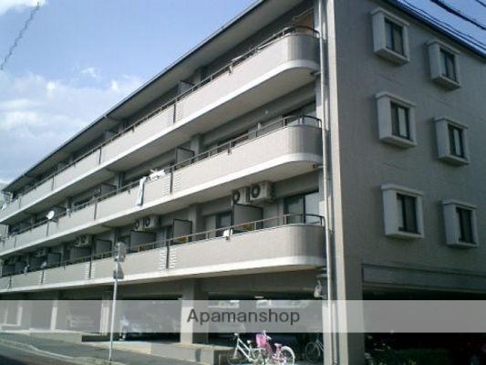 広島県広島市西区、東高須駅徒歩12分の築21年 4階建の賃貸マンション