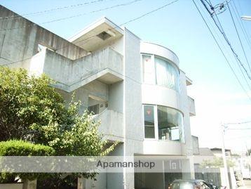 広島県広島市東区、新白島駅徒歩15分の築20年 3階建の賃貸マンション