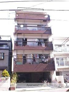広島県広島市西区、横川駅徒歩5分の築43年 5階建の賃貸マンション