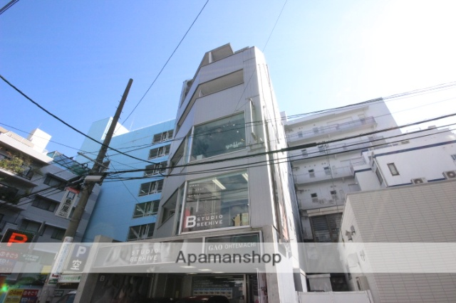 広島県広島市中区、本通駅徒歩4分の築9年 6階建の賃貸マンション