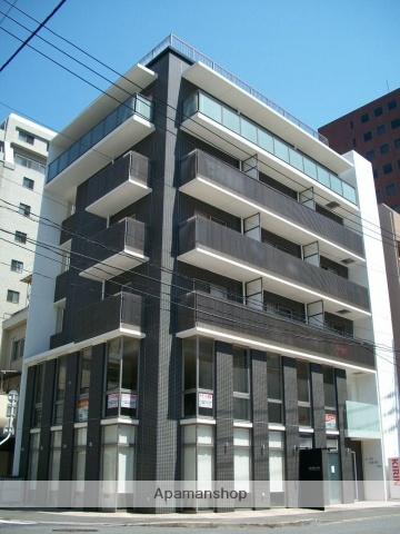 広島県広島市中区、本通駅徒歩4分の築8年 6階建の賃貸マンション