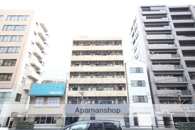 広島県広島市南区、広島駅徒歩12分の築27年 7階建の賃貸マンション