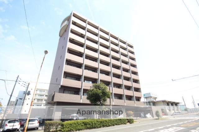 広島県広島市中区、舟入本町駅徒歩10分の築8年 9階建の賃貸マンション
