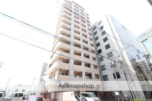 広島県広島市中区、小網町駅徒歩6分の築12年 14階建の賃貸マンション