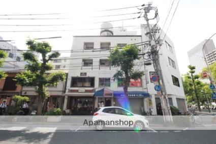 広島県広島市中区、立町駅徒歩11分の築32年 4階建の賃貸マンション