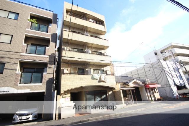 広島県広島市中区、土橋駅徒歩9分の築32年 5階建の賃貸マンション