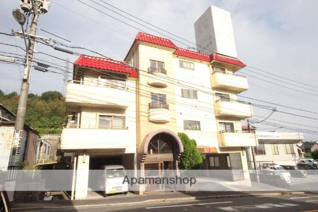 広島県広島市西区、草津駅徒歩20分の築28年 4階建の賃貸マンション