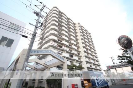広島県広島市中区、江波駅徒歩20分の築27年 13階建の賃貸マンション