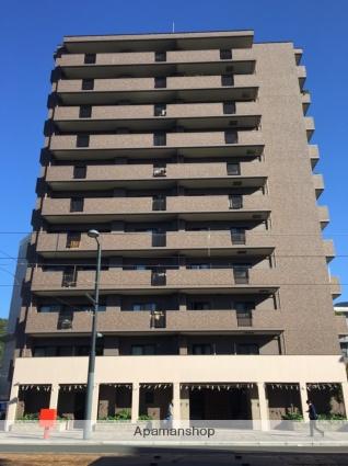 広島県広島市南区、比治山橋駅徒歩3分の築19年 11階建の賃貸マンション