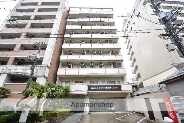 広島県広島市中区、原爆ドーム前駅徒歩7分の築29年 9階建の賃貸マンション
