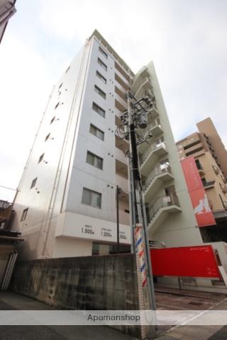 広島県広島市中区、白島駅徒歩1分の築19年 10階建の賃貸マンション