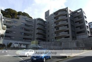 広島県広島市南区、元宇品口駅徒歩10分の築23年 7階建の賃貸マンション