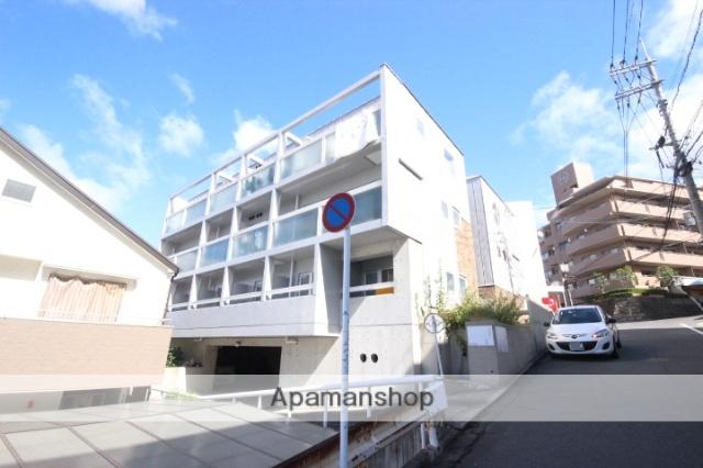 広島県広島市東区、不動院前駅徒歩10分の築28年 3階建の賃貸マンション