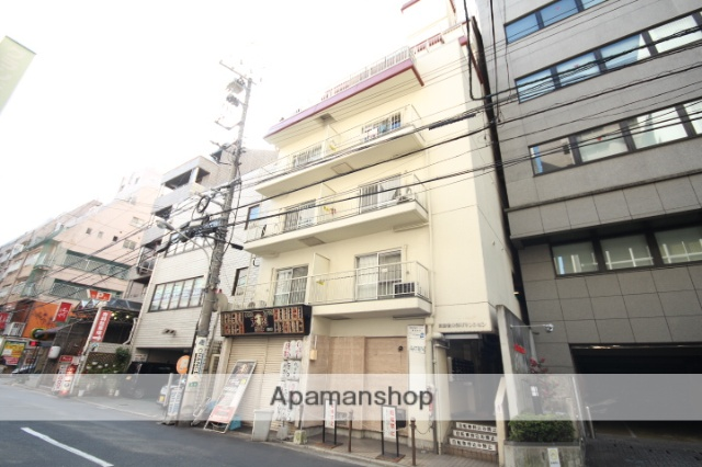 広島県広島市中区、本通駅徒歩2分の築37年 7階建の賃貸マンション