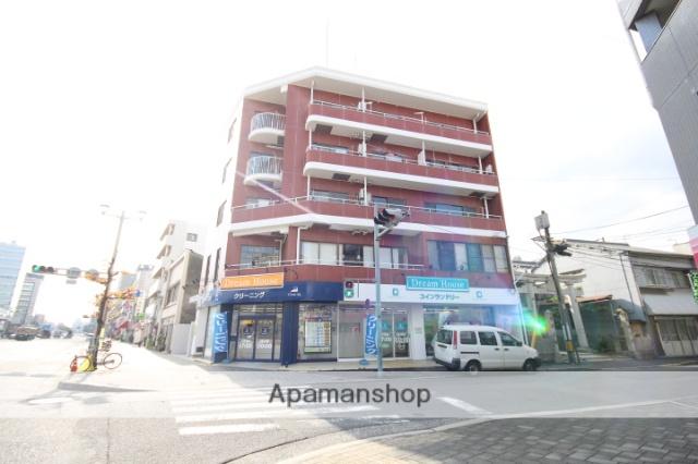 広島県広島市中区、御幸橋駅徒歩5分の築38年 5階建の賃貸マンション