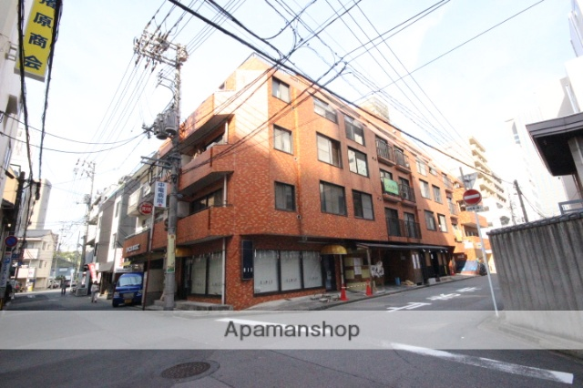 広島県広島市中区、市役所前駅徒歩5分の築32年 5階建の賃貸マンション