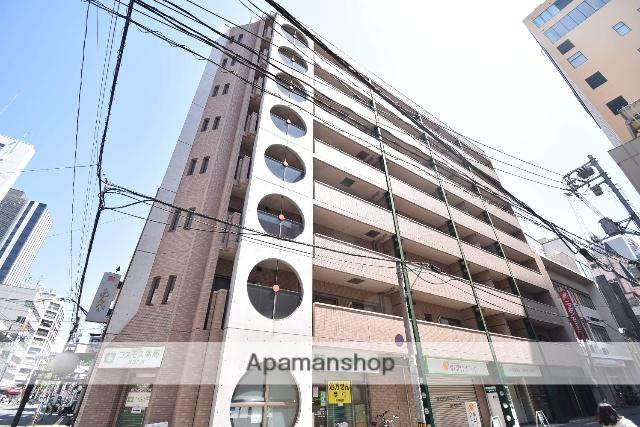 広島県広島市中区、胡町駅徒歩5分の築11年 13階建の賃貸マンション