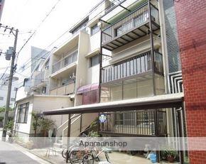 広島県広島市中区、日赤病院前駅徒歩11分の築47年 3階建の賃貸マンション