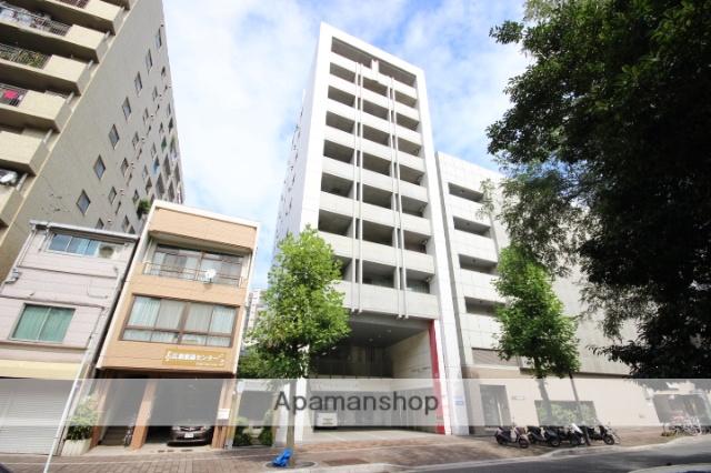 広島県広島市中区、本川町駅徒歩7分の築11年 11階建の賃貸マンション