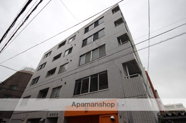 広島県広島市中区、本川町駅徒歩5分の築28年 5階建の賃貸マンション