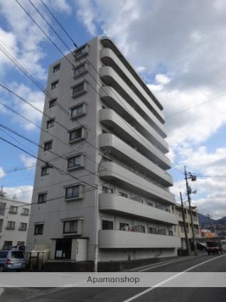 広島県広島市安佐北区の築22年 8階建の賃貸マンション