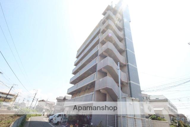 広島県広島市西区、高須駅徒歩11分の築26年 7階建の賃貸マンション
