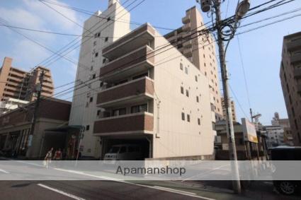 広島県広島市中区、本川町駅徒歩7分の築13年 4階建の賃貸マンション