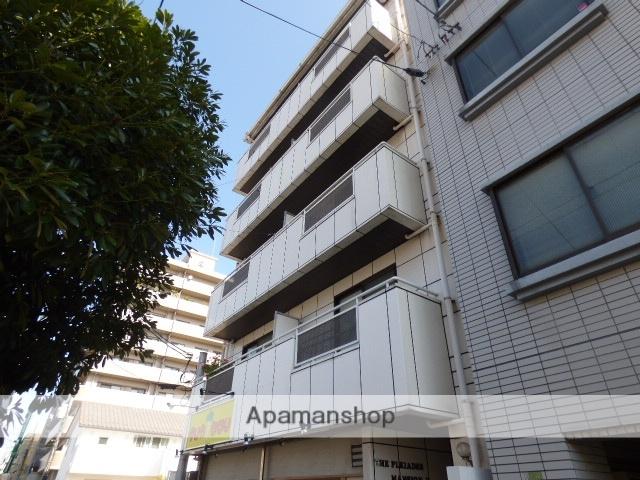広島県広島市中区、御幸橋駅徒歩17分の築91年 5階建の賃貸マンション