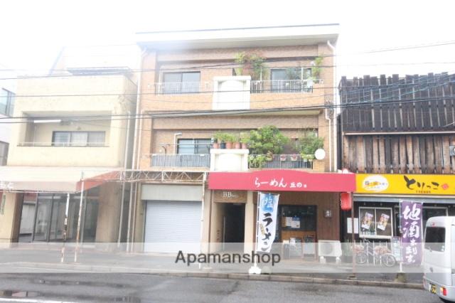 広島県広島市西区、舟入川口町駅徒歩23分の築30年 3階建の賃貸マンション