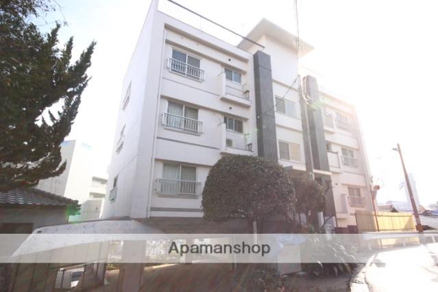 広島県広島市東区、広島駅徒歩9分の築41年 4階建の賃貸マンション