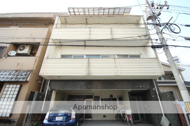 広島県広島市中区、鷹野橋駅徒歩5分の築40年 5階建の賃貸マンション