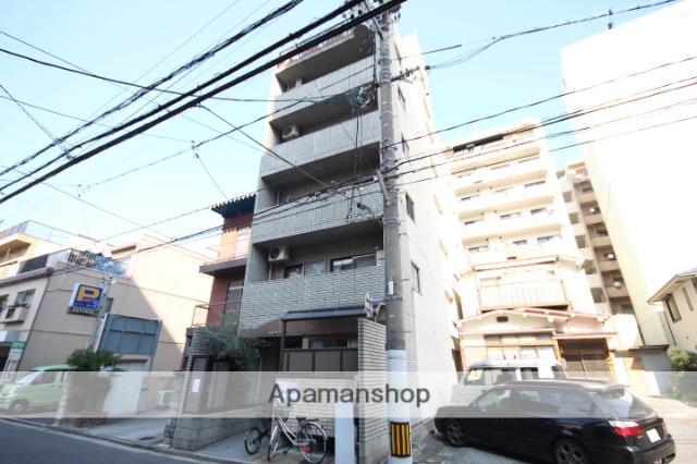 広島県広島市中区、舟入町駅徒歩5分の築25年 6階建の賃貸マンション