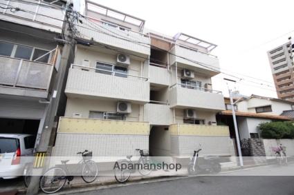広島県広島市南区、宇品五丁目駅徒歩3分の築32年 3階建の賃貸マンション