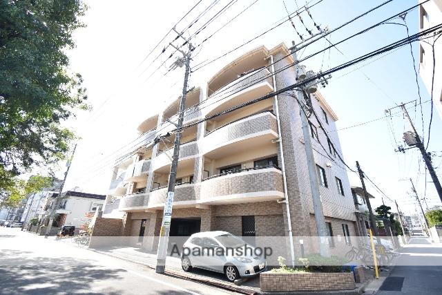 広島県広島市中区、舟入幸町駅徒歩9分の築19年 4階建の賃貸マンション