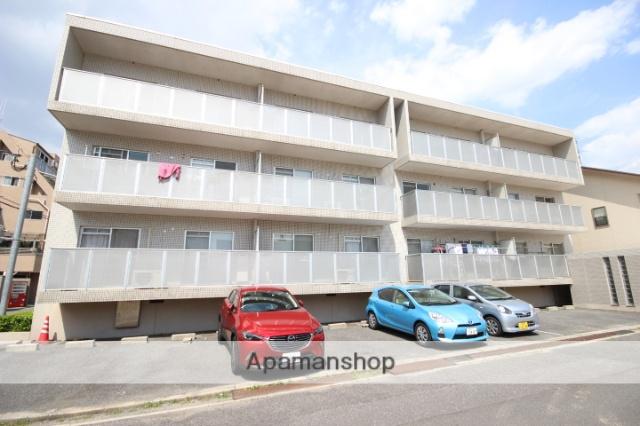 広島県広島市中区、舟入川口町駅徒歩4分の築22年 3階建の賃貸マンション