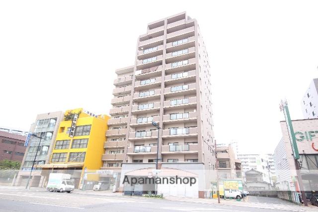 広島県広島市中区、横川駅徒歩15分の築12年 13階建の賃貸マンション