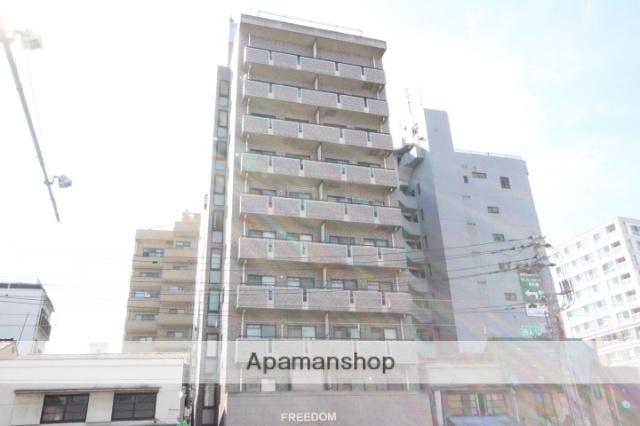 広島県広島市中区、舟入町駅徒歩6分の築21年 10階建の賃貸マンション