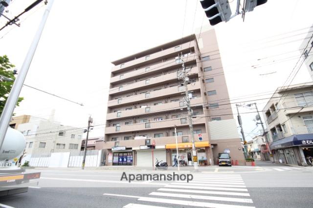 広島県広島市中区の築23年 8階建の賃貸マンション