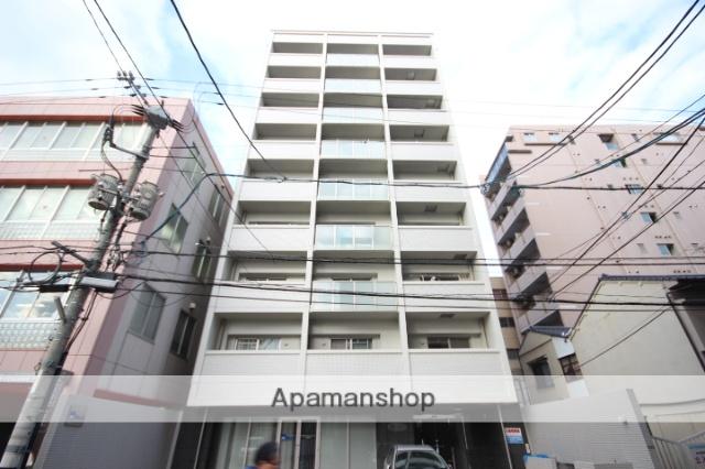 広島県広島市中区、市役所前駅徒歩8分の築7年 9階建の賃貸マンション