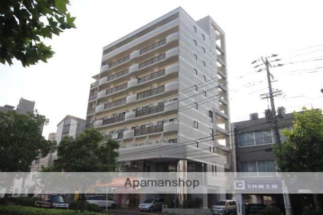 広島県広島市西区、観音町駅徒歩13分の築25年 10階建の賃貸マンション
