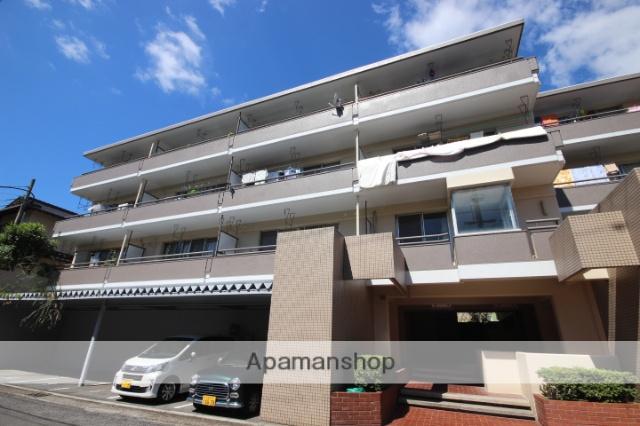 広島県広島市西区、東高須駅徒歩13分の築37年 3階建の賃貸マンション