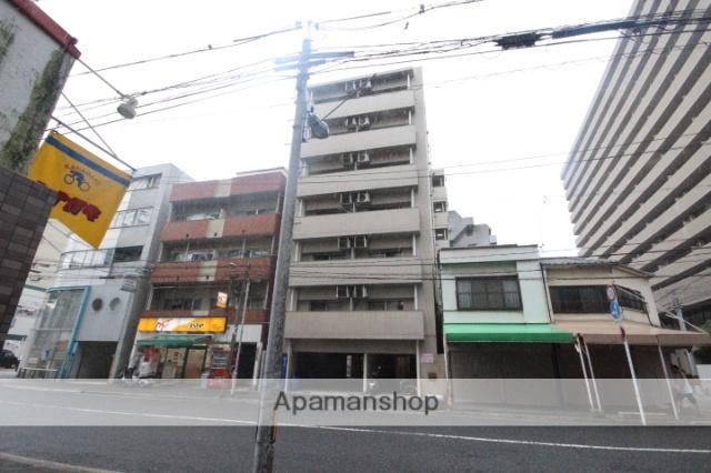 広島県広島市西区、小網町駅徒歩5分の築31年 7階建の賃貸マンション