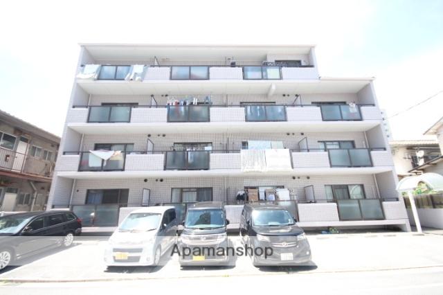 広島県広島市西区の築29年 4階建の賃貸マンション