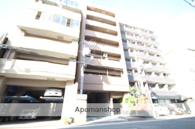 広島県広島市中区、舟入町駅徒歩10分の築20年 8階建の賃貸マンション