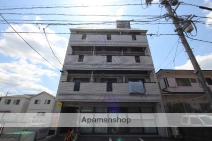 広島県広島市西区、広電西広島(己斐)駅徒歩14分の築29年 4階建の賃貸マンション