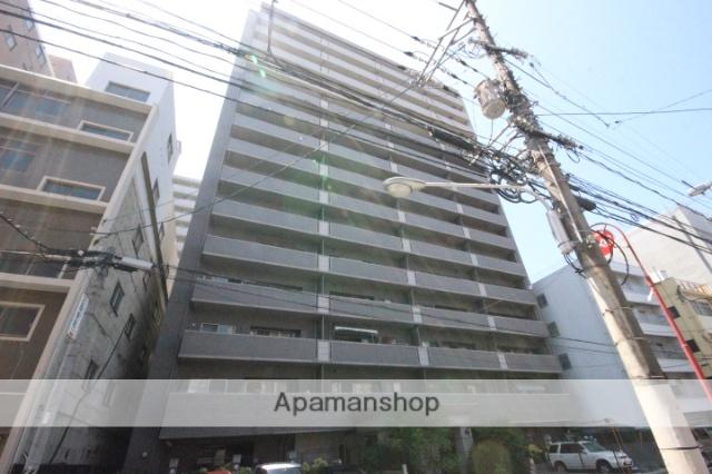 広島県広島市中区、本川町駅徒歩6分の築12年 15階建の賃貸マンション