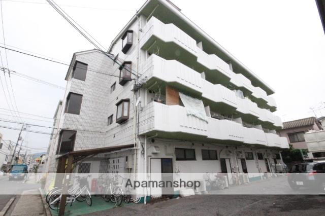 広島県広島市西区、舟入本町駅徒歩15分の築28年 4階建の賃貸マンション