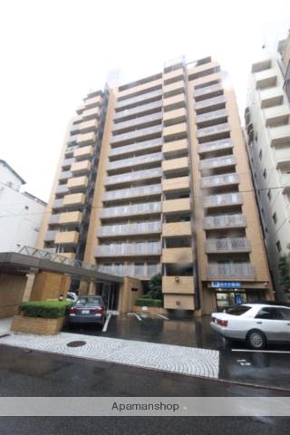 広島県広島市中区、銀山町駅徒歩5分の築33年 14階建の賃貸マンション